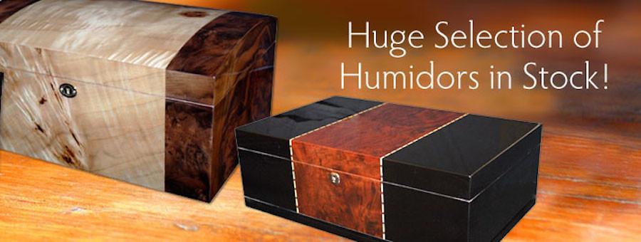 Cigar Humidors