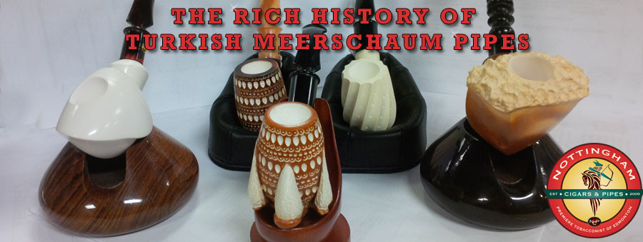 Turkish Meerschaum Pipes
