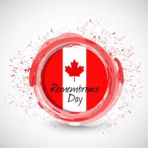 Remembrance Day Hours on Nov. 11, 2015