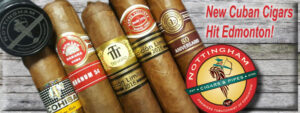 new cuban cigars hit edmonton