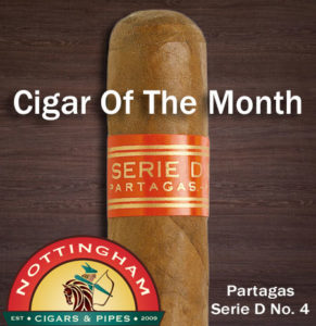 cigar feb partagas serie d